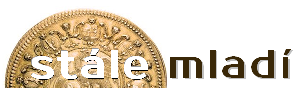 Stále mladí Sticky Logo Retina