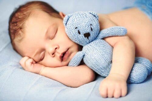 spánek, uklidnění