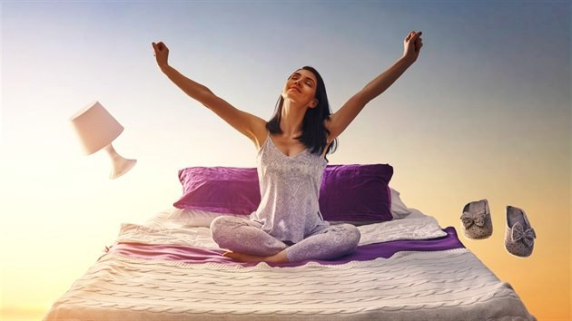 Jakým matracím se vyhnout pro dobré odbourávání stressu a hubnutí